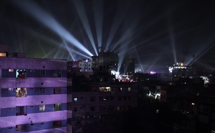 পুরান ঢাকায় ঐতিহ্যবাহী সাকরাইন উৎসব-২০১৯  (ছবি: আল আমীন পাটওয়ারী)