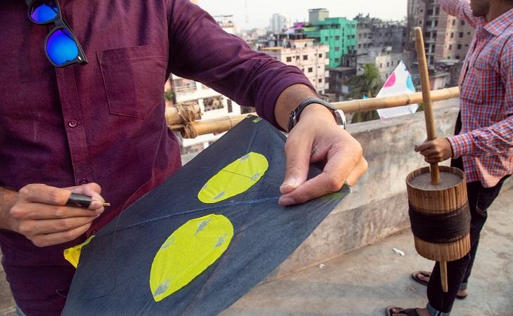 পুরান ঢাকায় ঐতিহ্যবাহী সাকরাইন উৎসব-২০১৯ (ছবি: আলীম আল রাজি)